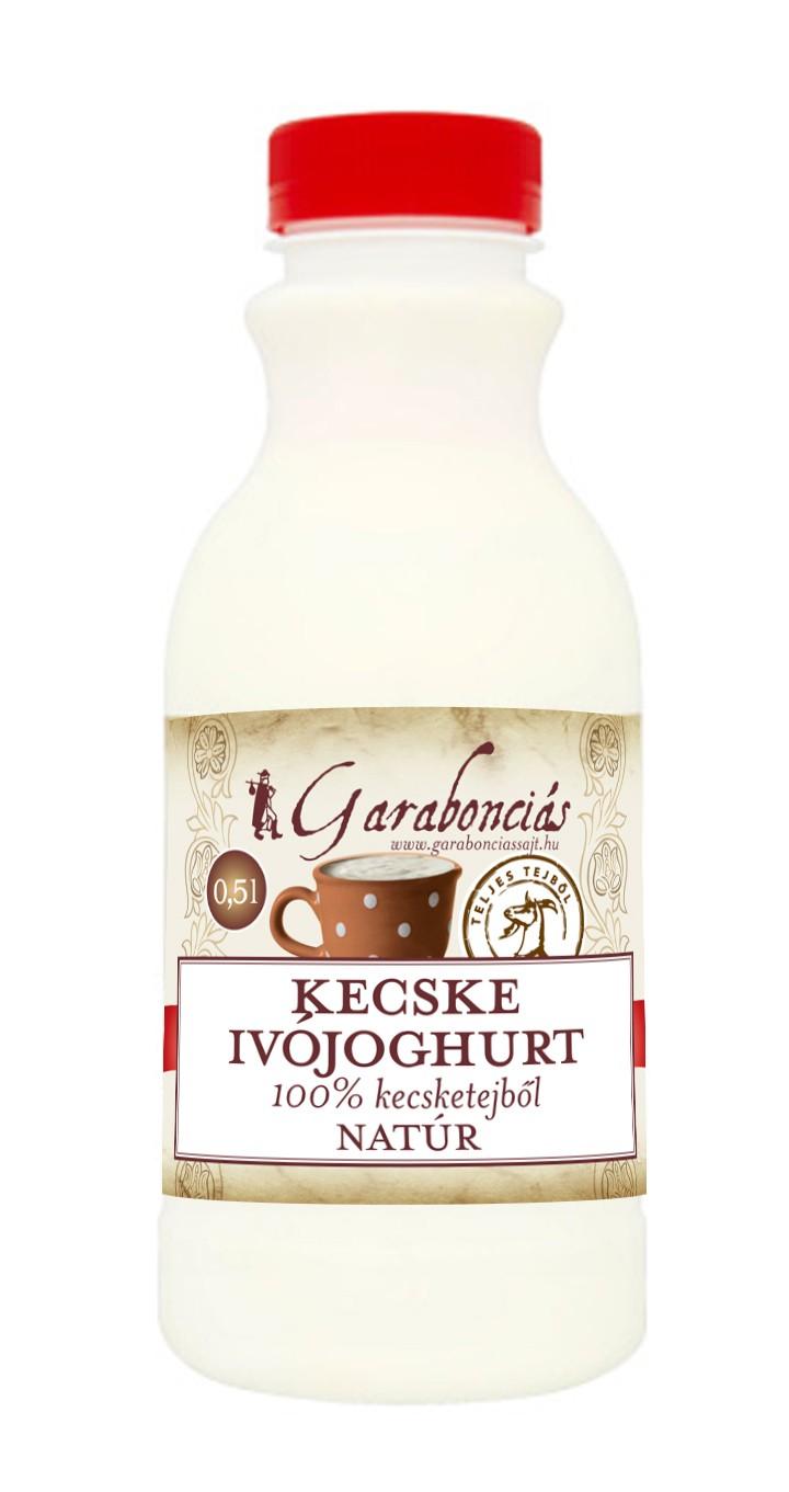 Kecske ivójoghurt 0.5l
