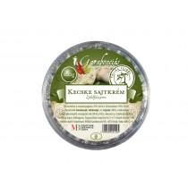 Garabonciás kecske sajtkrém - Fűszeres 100g