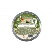 Garabonciás kecskesajtos sajtkrém - Zöldfűszeres 100g